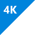 4K UltraHD wallpaper icon