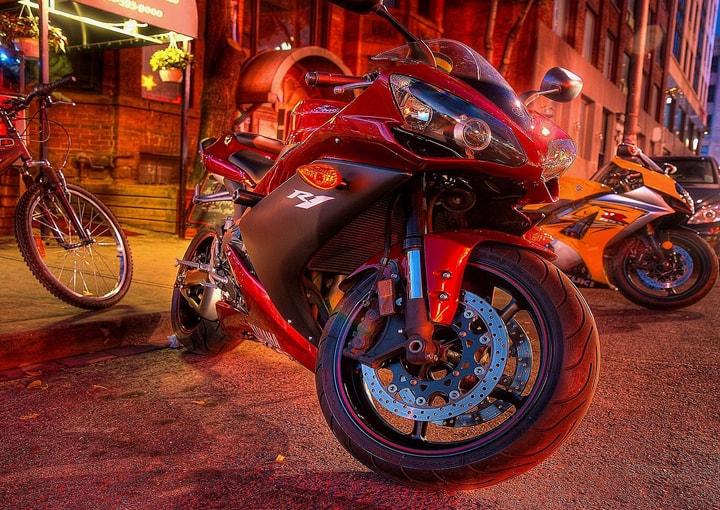Super motorbikes