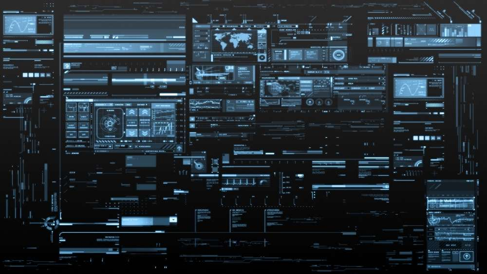 Wallpaper from technics category