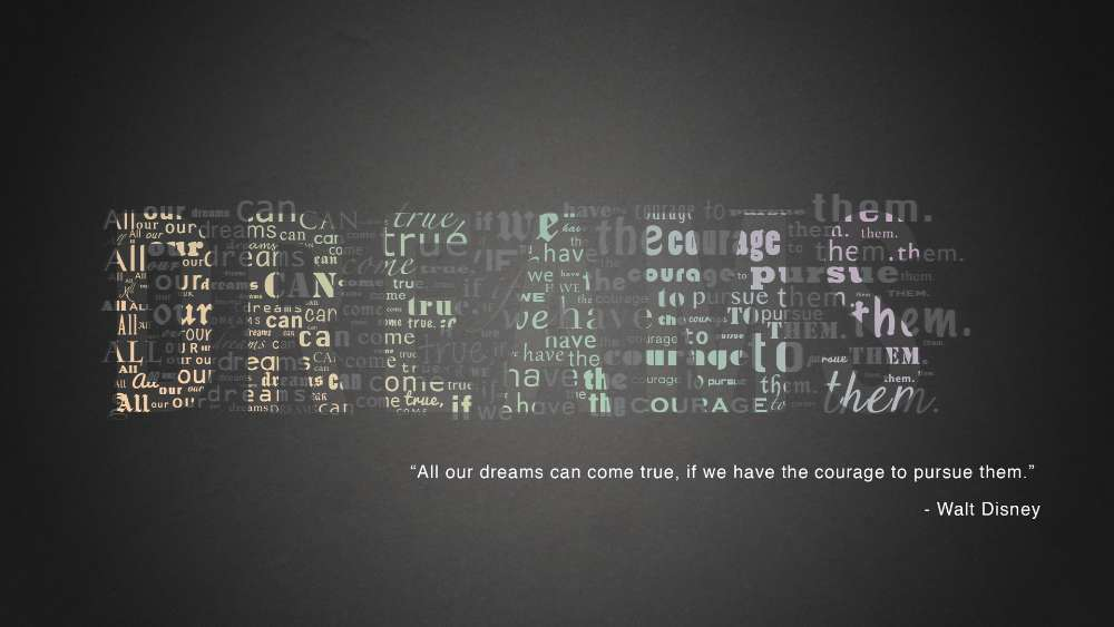Wallpaper from quotes category