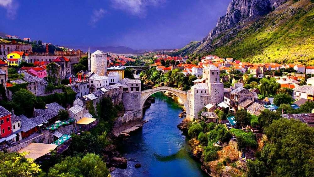 Old Bridge (Mostar) wallpaper