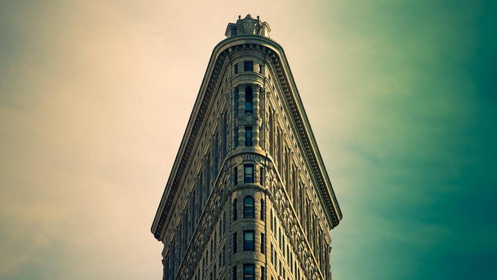Flatiron Building (Manhattan) wallpaper