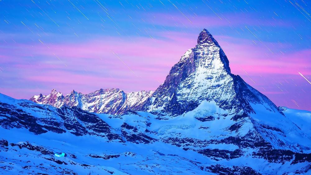 Matterhorn  - Zermatt, Switzerland wallpaper