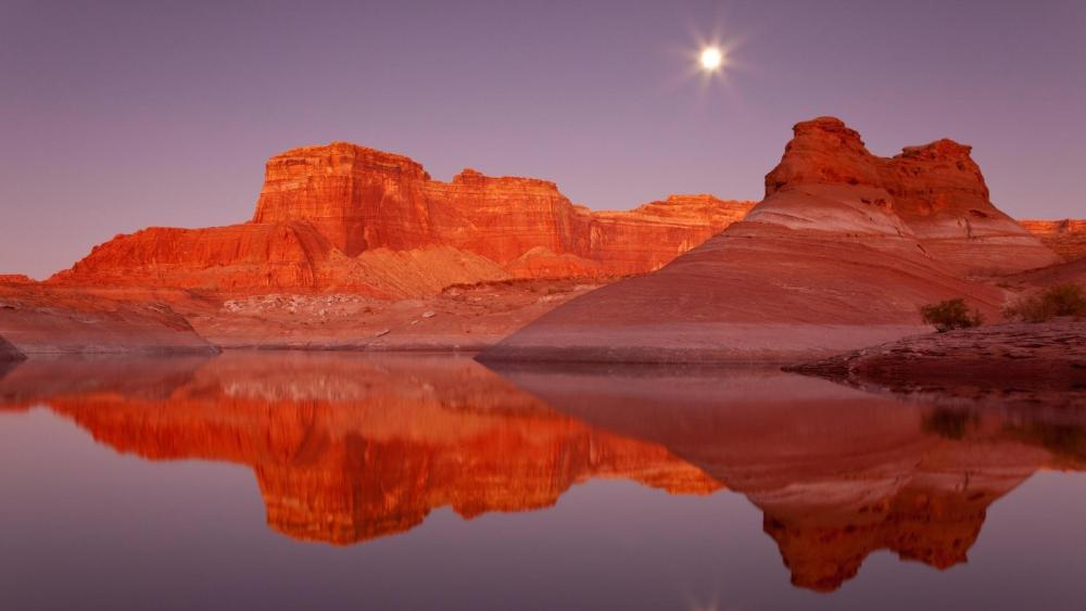 Lake Powell - Glen Canyon National Recreation Area  wallpaper