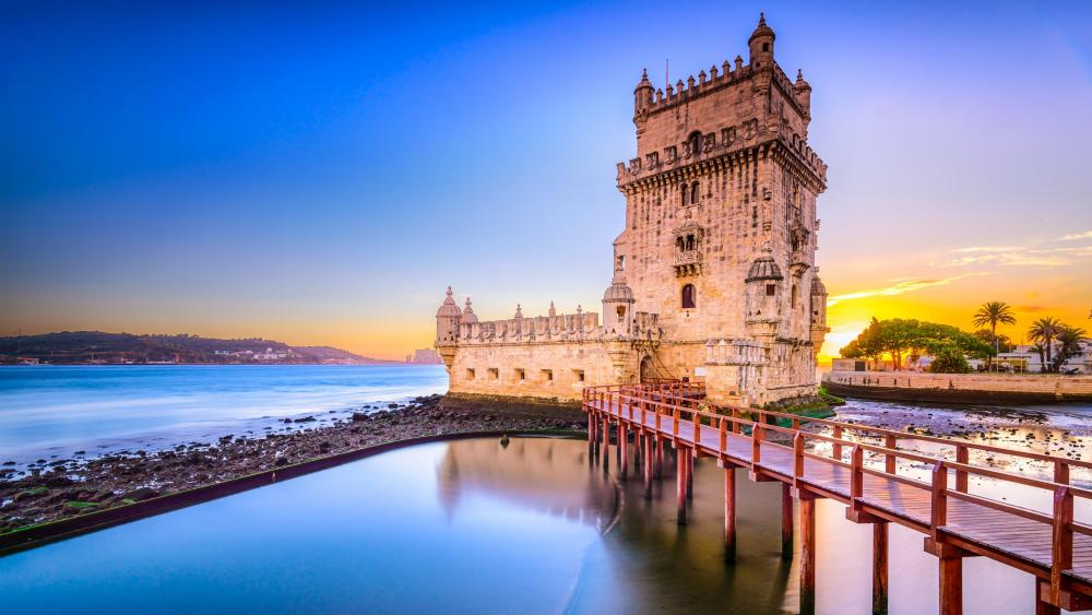 Torre de Belém - Portugal wallpaper