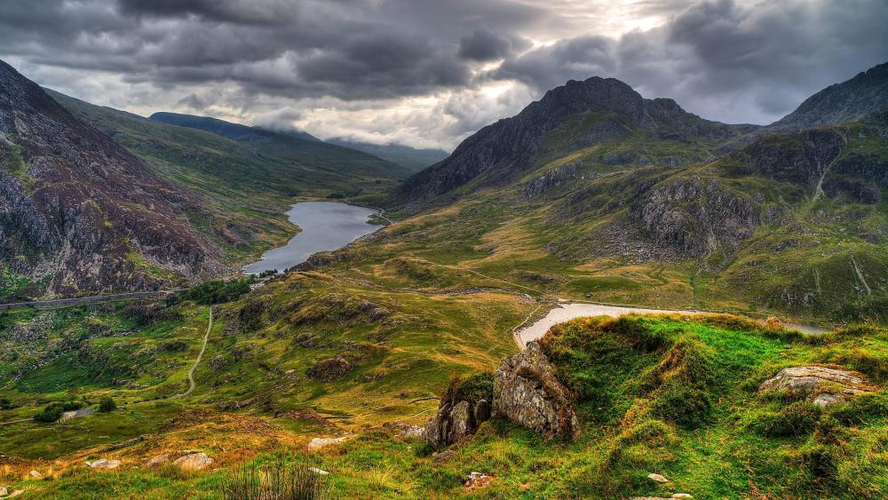 Snowdonia National Park wallpaper