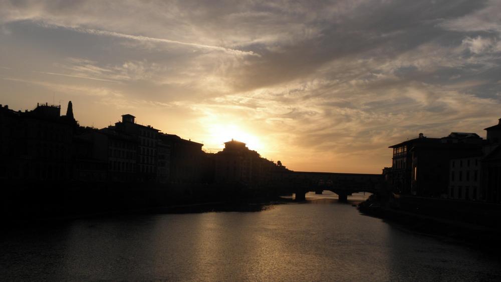 Ponte Vecchio wallpaper