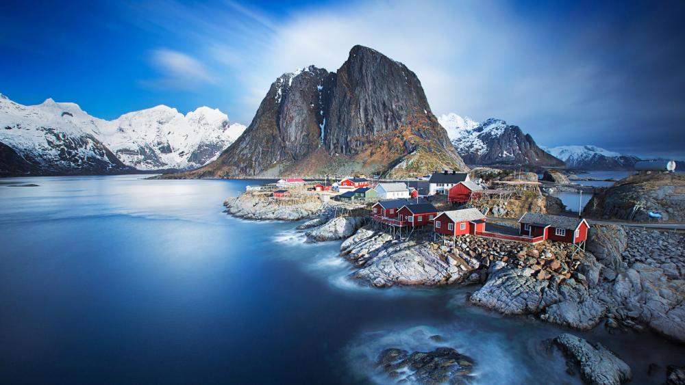 Lofoten Islands, Norway wallpaper