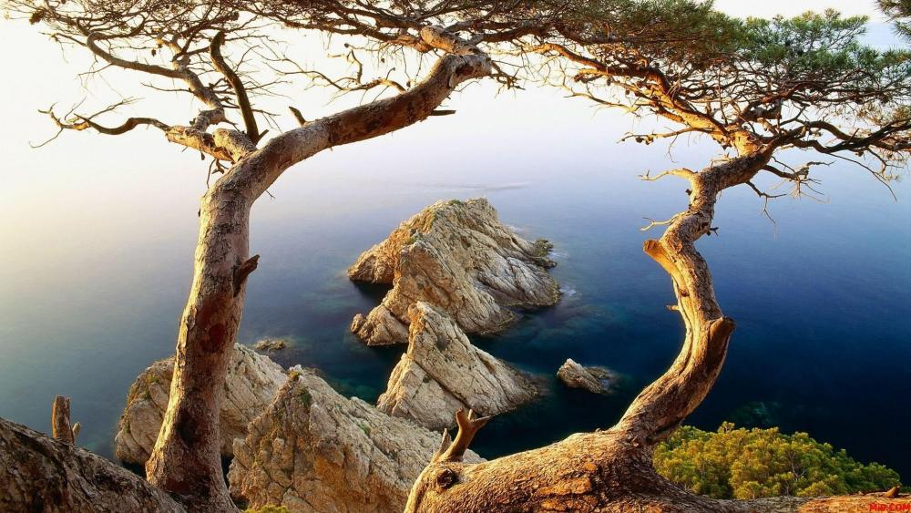Costa Brava - Spain ☀️ wallpaper