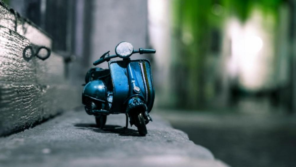 Mini Vespa  wallpaper