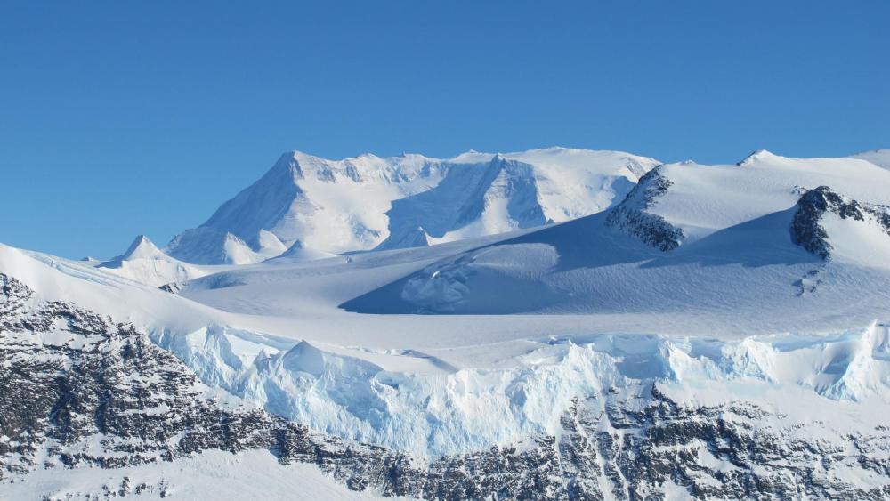 Ellsworth Mountains, Antarctic wallpaper