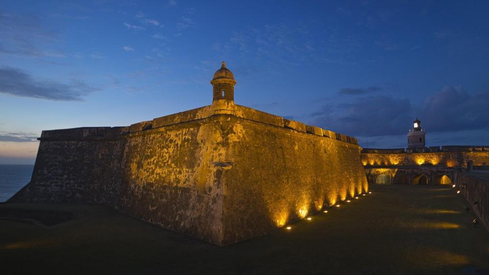Old San Juan (Puerto Rico) wallpaper