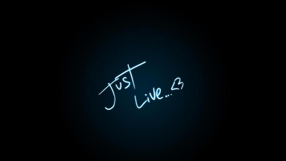 Just live wallpaper