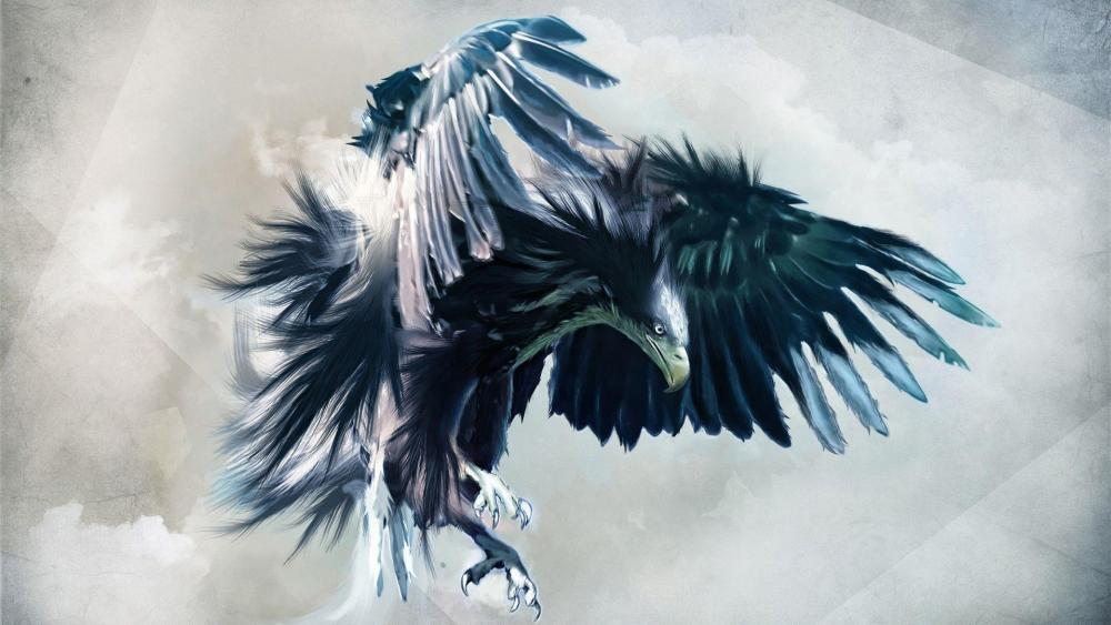 Eagle graphics wallpaper