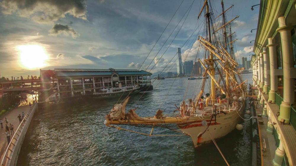 Sorlandet - Hong Kong Maritime Museum  wallpaper