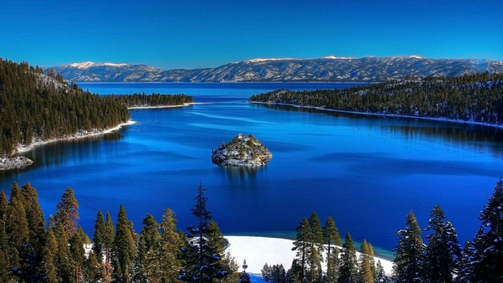 Emerald Bay State Park wallpaper