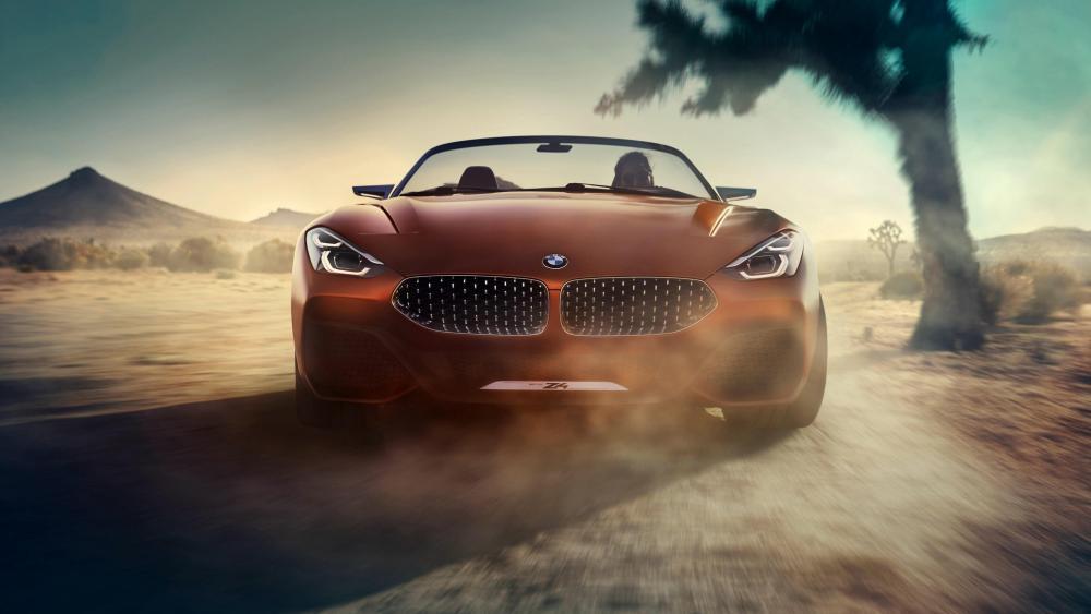 BMW Concept Z4 wallpaper