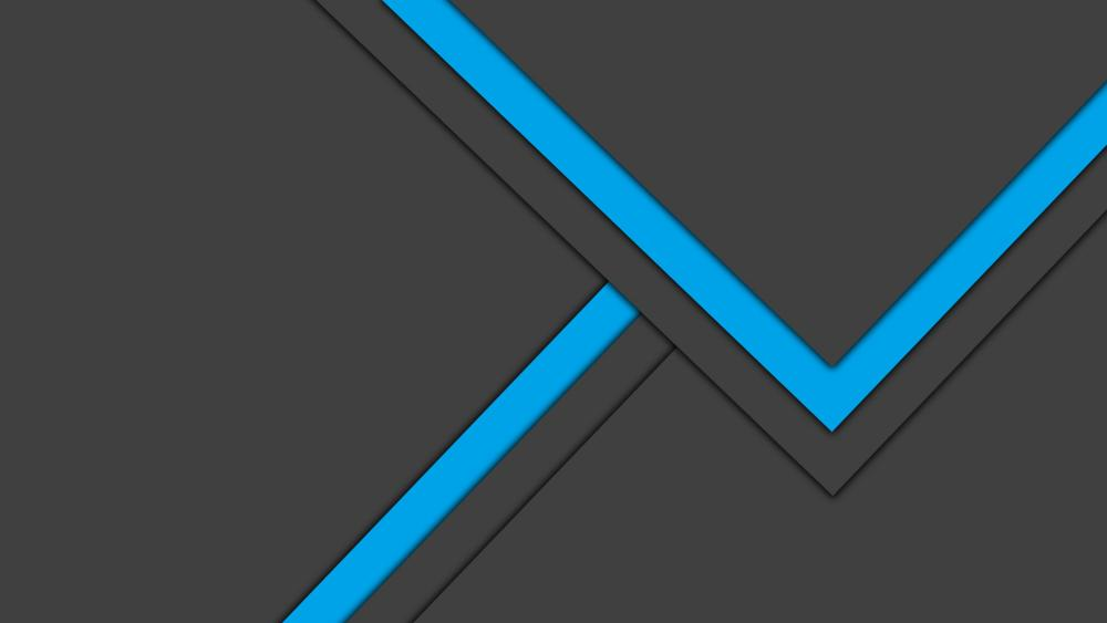 Material design minimal art graphics wallpaper