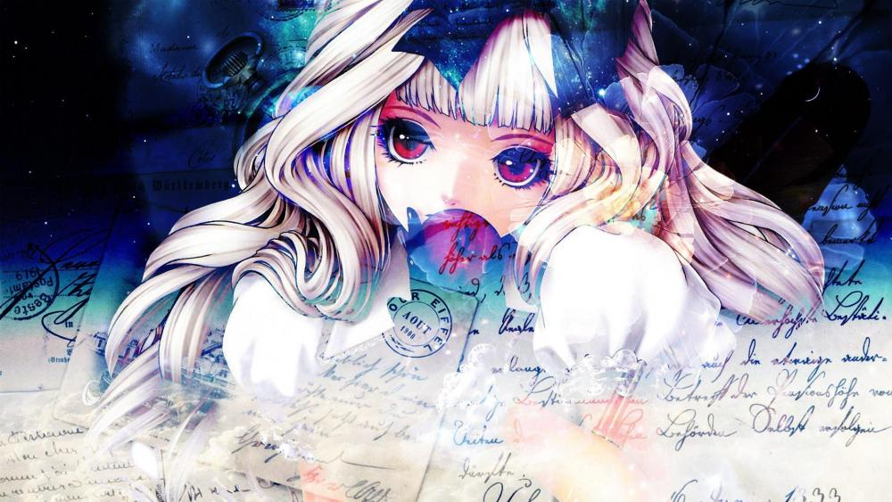 Illusion - Anime artwork wallpaper