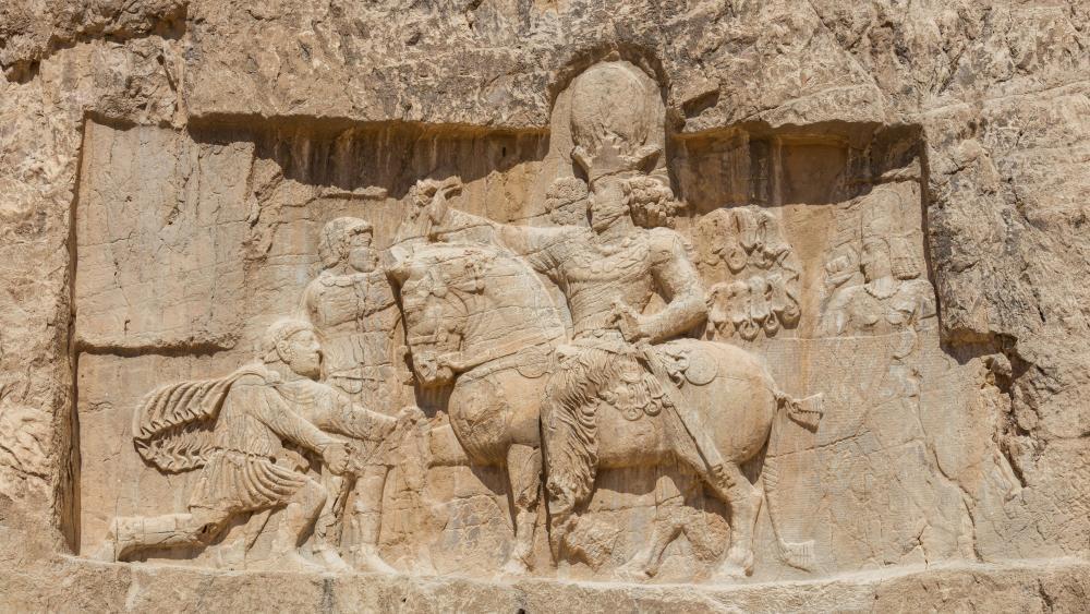 Naqsh-e Rustam wallpaper