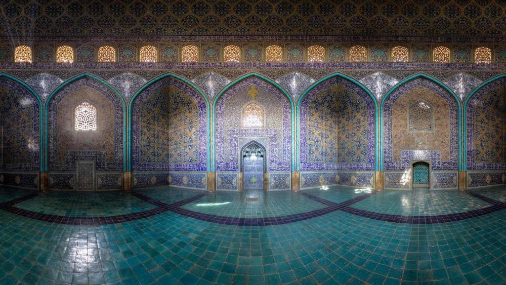 Sheikh Lotfollah Mosque wallpaper