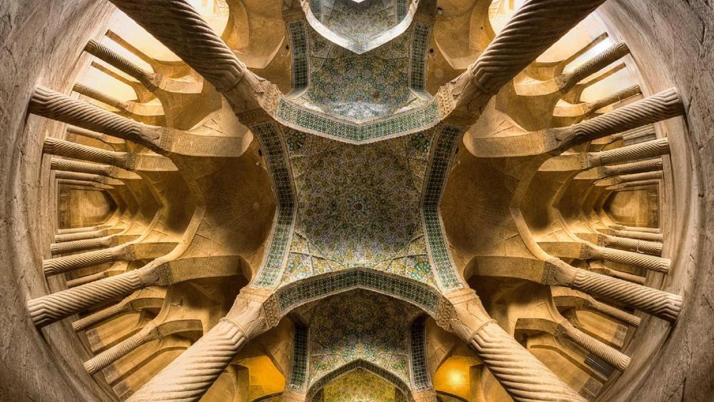 Vakil Mosque - Shiraz, Iran wallpaper