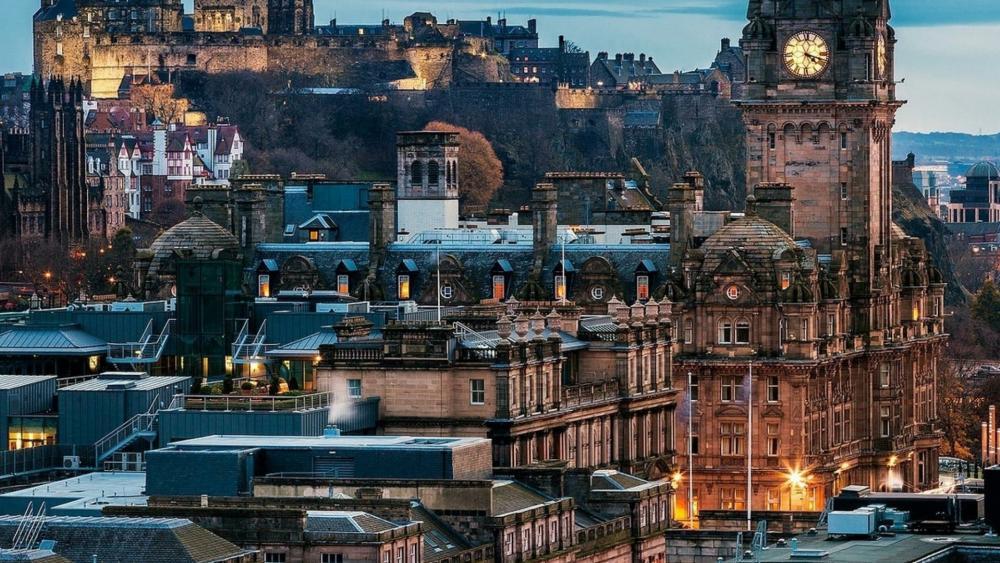 Edinburgh, Scotland wallpaper