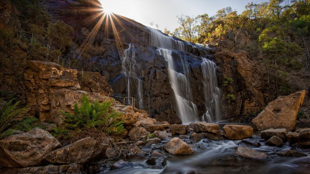MacKenzie Falls - Grampians National Park, Australia wallpaper