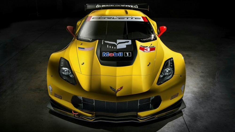Chevrolet Corvette C7R wallpaper