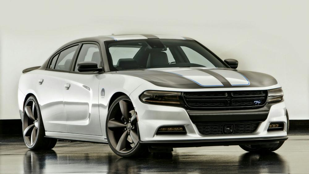 Dodge Charger Deep Stage 3 concept car wallpaper