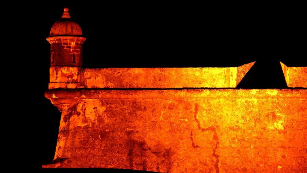 El Morro San Juan Puerto Rico wallpaper