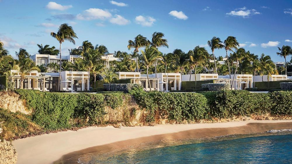 Resorts at the Barnes Bay, Anguilla wallpaper
