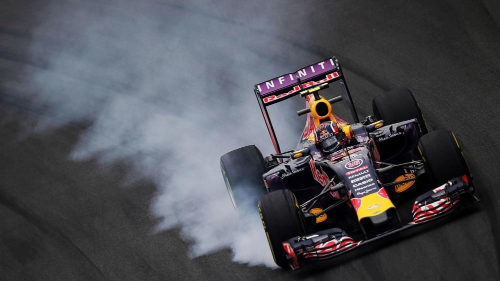 Red Bull F1 Infiniti wallpaper