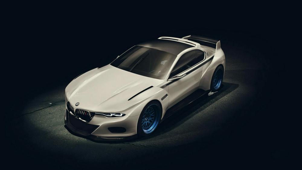 BMW 3.0 CSL wallpaper