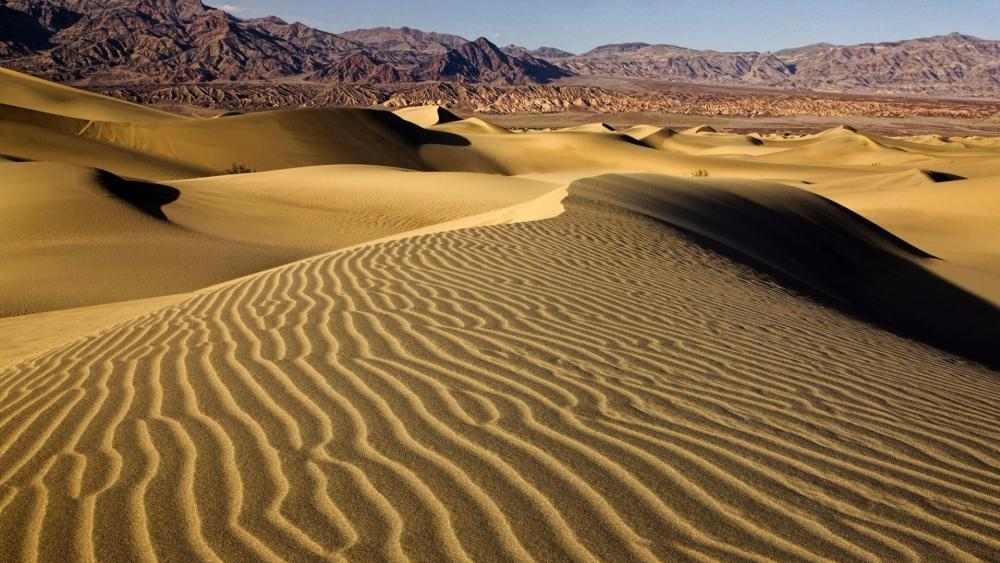 Stovepipe Wells - Death Valley, California wallpaper