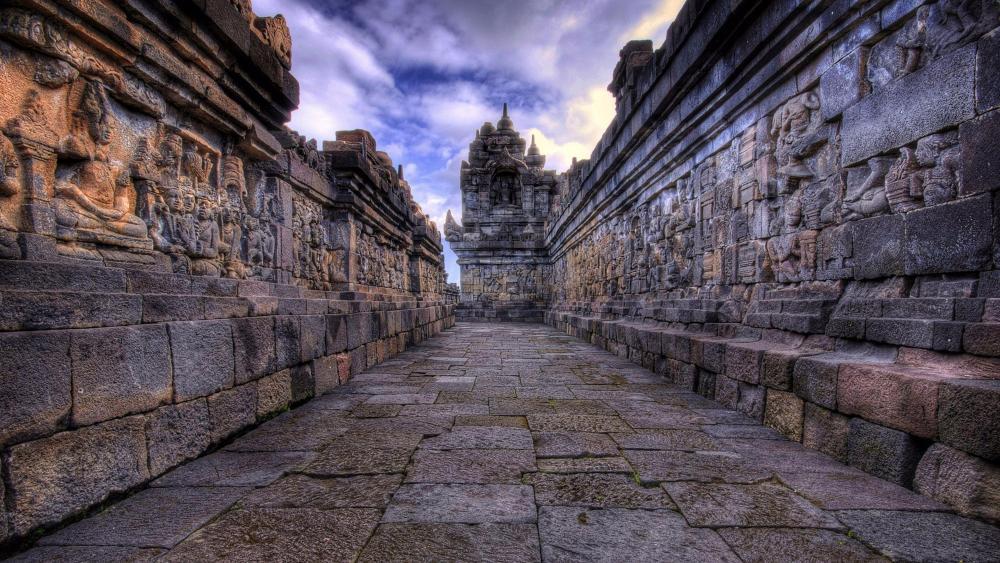 Angkor Wat - Cambodia wallpaper