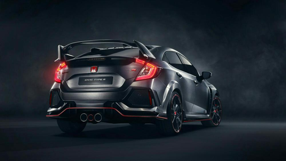 Honda Civic Type R wallpaper