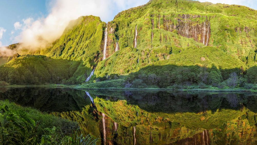 Flores Island (Azores) wallpaper