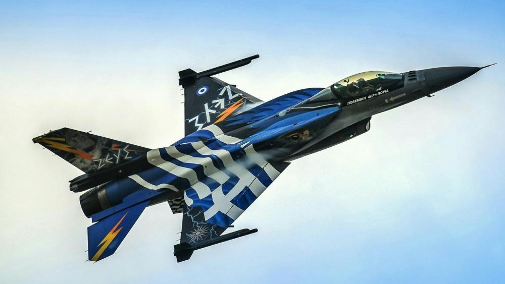 F–16 Fighting Falcon wallpaper