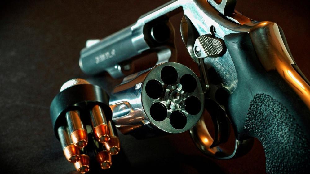 Firearm wallpaper