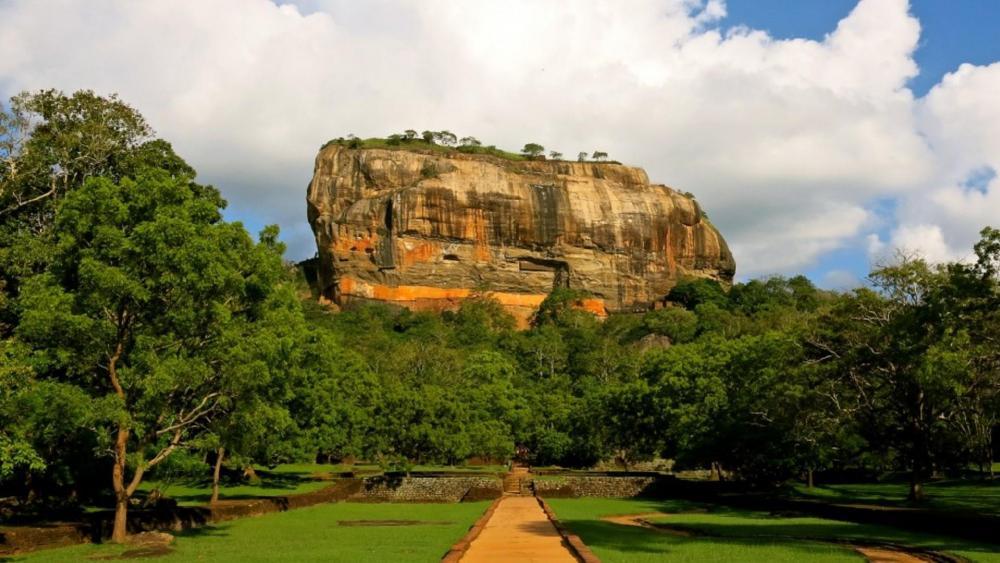 Sigiriya Rock wallpaper