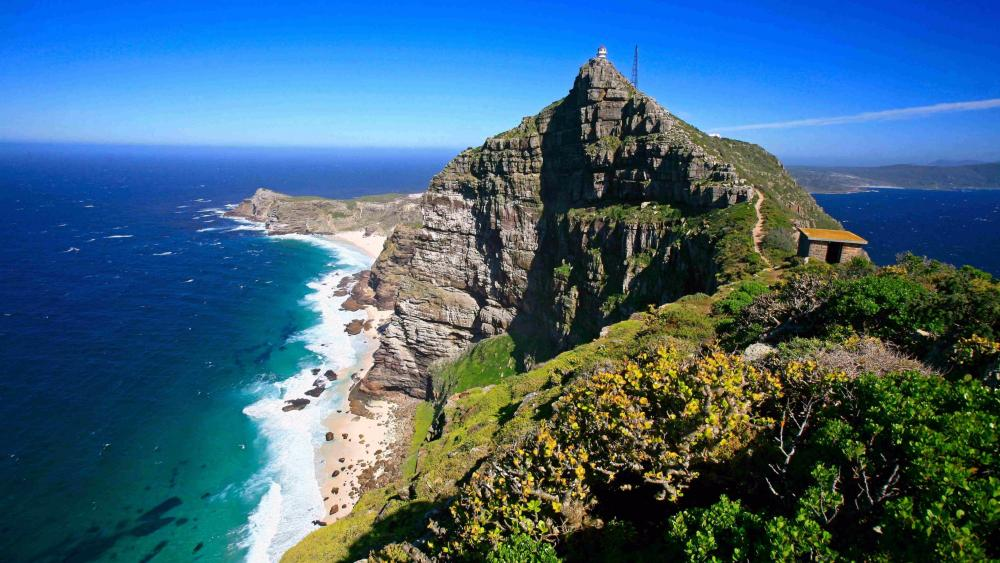 Cape Point - Cape of Good Hope wallpaper