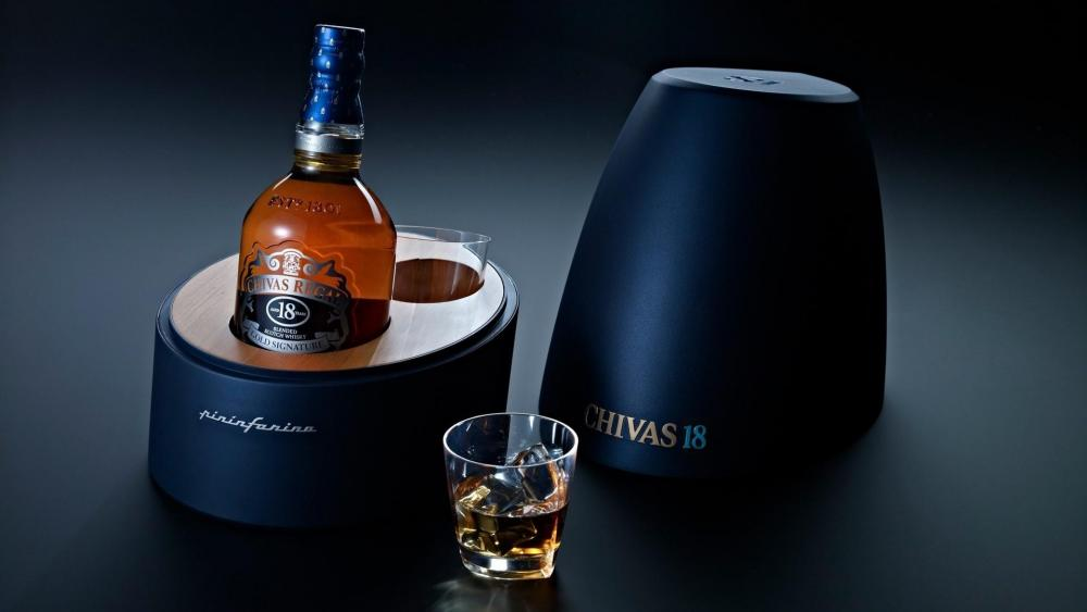 Whisky, Chivas Regal wallpaper