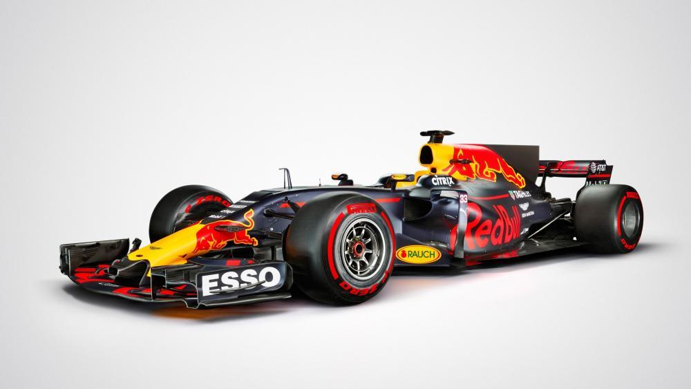 Red Bull 2017 - F1 wallpaper