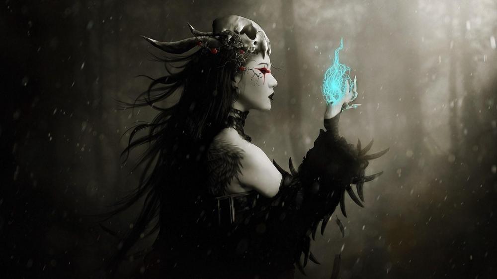 Witchcraft - Fantasy art wallpaper