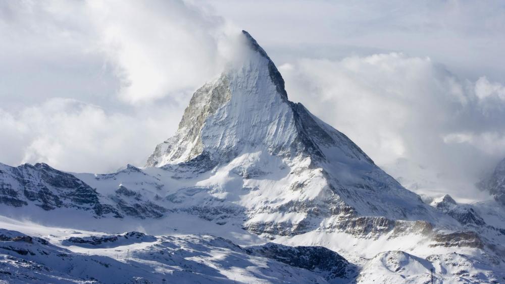 The Matterhorn (Zermatt, Switzerland) wallpaper