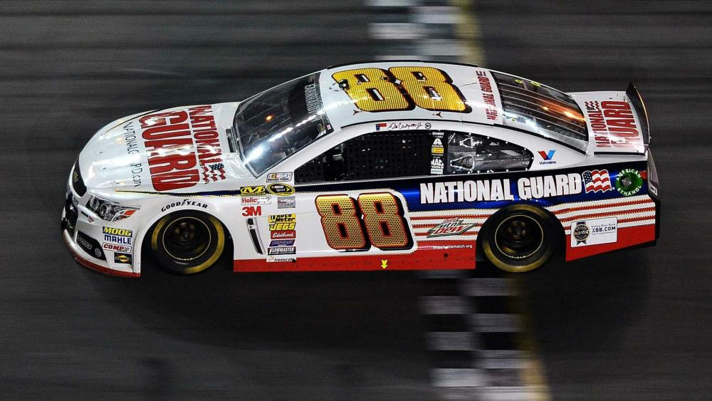 Daytona - Dale Earnhardt Jr. wallpaper