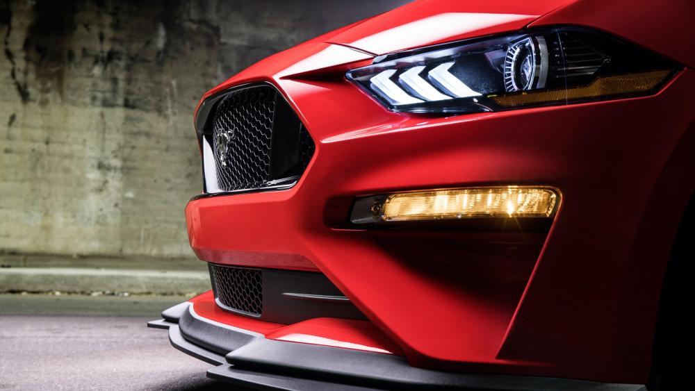 2017 Ford Mustang GT wallpaper