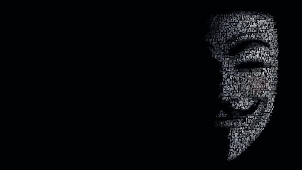 Dark web wallpaper