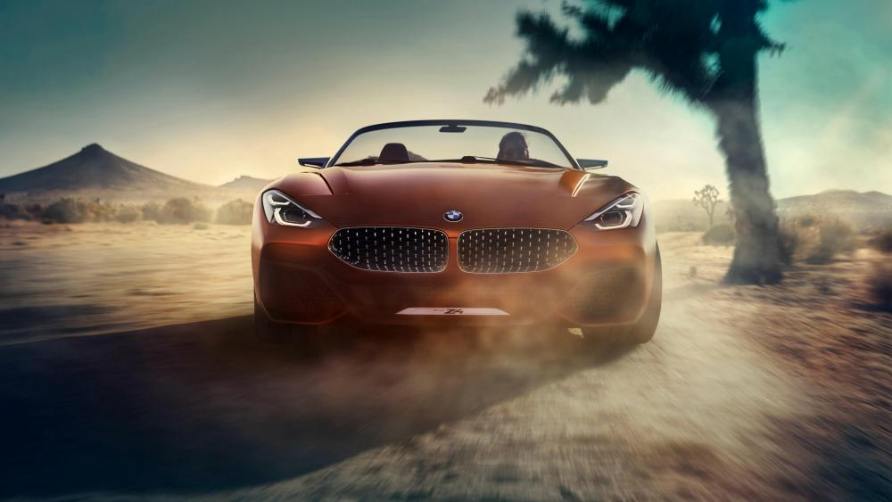 BMW Concept Z4 wallpaper